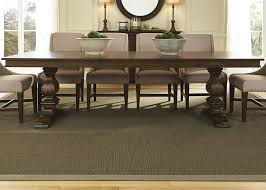 Dining Room Trestle Table Liberty Furniture Armand Traditional Trestle Table Wayside
