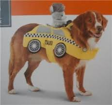 Extra Large Dog Halloween Costumes Amazon Pet Costume Taxi Driver Extra Large Pet Supplies