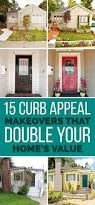 How To Give Your House Curb Appeal - 72 best how to change a flat front house images on pinterest