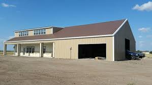 Metal Barn Homes In Texas Custom Metal Building Structures