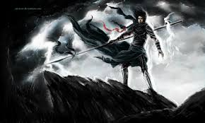 Storm Light Archive Image Kaladin Stormblessed At The Edge Png Stormlight Archive