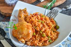 cuisine riz riz au poulet amour de cuisine