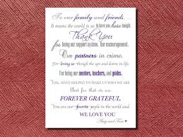 wedding day thank you card do it yourself chic modern