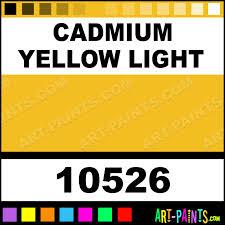 cadmium yellow light artist oil paints 10526 cadmium yellow