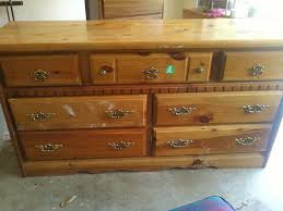 How To Repaint Wood Furniture by Garbage To Glam How To Paint Furniture In 4 Easy Steps
