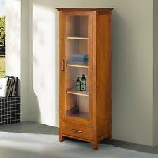 Linen Tower Cabinets Bathroom - bathroom storage cabinet tall linen towel organizer wood tower