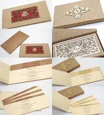 Indian Wedding Card Box Wedding Invitation Bo India Wedding Invitations