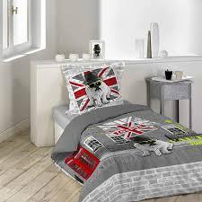 chambre blanche disque dur housse de couette 140 200 cm style chien cabine