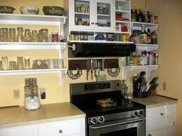 shelving ideas for kitchen creative kitchen shelving ideas photos