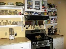 Shelf Ideas For Kitchen Creative Kitchen Shelving Ideas Photos