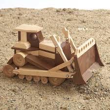 construction grade bulldozer woodworking plan from wood magazine