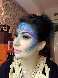 blingy mermaid inspired halloween makeup tutorial youtube