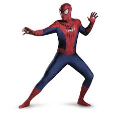 amazing spider man 2 theatrical halloween costume released