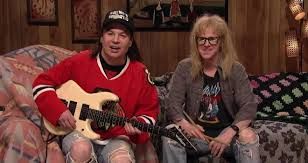 Shwing Meme - schwing this wayne s world snl 40 sketch is excellent video