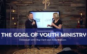 the goal of youth ministry youth specialties