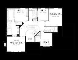 mascord house plan 22113 the carlton