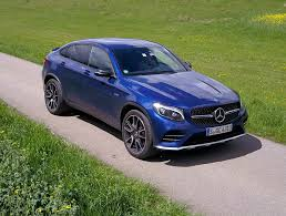 mercedes coupe review 2017 mercedes amg glc 43 coupe review gtspirit