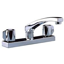 kitchen faucets for less finale two handle kitchen faucet less spray chrome two handle