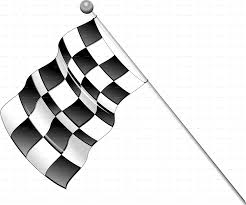 Checkered Racing Flags Formula 1 Red Race Car Gp Brazil By Bluedarkat Graphicriver