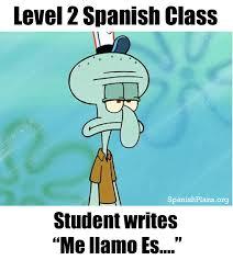 What Does Meme Mean In Spanish - spanish teacher memes spanishplans org