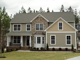Craftsman Style House Colors 127 Best Two Story Homes Images On Pinterest Home Craftsman