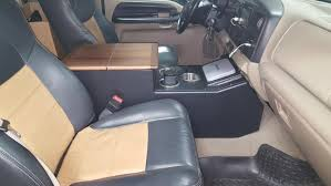 image result for ford excursion custom center console vehicle