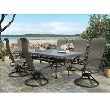 sling seating patio furniture