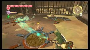 Skyward Sword Map The Legend Of Zelda Skyward Sword The Sandship Section Xiii