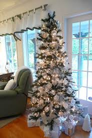 White Christmas Tree Decorations 2014 by Buy Christmas Trees One Decor