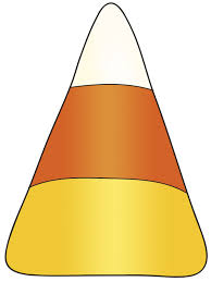 candy corn halloween clipart clipartxtras