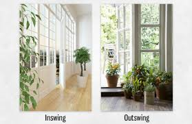 Inswing Patio Door In Or Out Which Way Should Your Patio Door Swing Kravelv