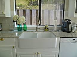 double bowl farmhouse sink with backsplash wider spray sink faucet farmhouse kitchen sink with double bowl