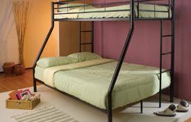modern bedroom furniture for kids single beds bunk beds metal