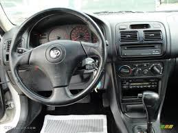 toyota corolla 2001 s 2001 toyota corolla s black steering wheel photo 48383333