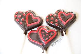 valentines day chocolate s day chocolate candy with orange white with