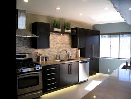 kitchen small kitchen look bigger paint color idea with green