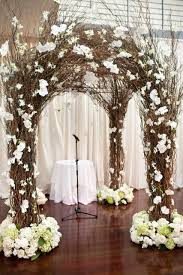 wedding arches how to make anyone any ideas on how to make a twig arch arbor weddingbee