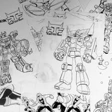 robo toy fest coloring pages for the kids play area