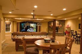 finished walkout basement lone tree walk out finished basement with theater bar pool
