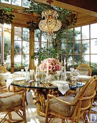 exotic dining room by craig wright and landry design group inc in
