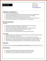 Student Job Resume Template by Experienced Resume Examples Best Free Resume Collection