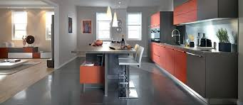 cuisine sur la 2 salon sejour cuisine ouverte 7 sur salle de ilot bar table basse