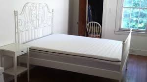 ikea leirvik bed review u2013 ikea bed reviews