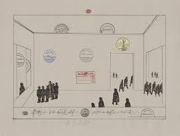 new york review of books saul steinberg u0027s view of the world by chris ware nyr daily