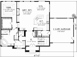 house plans with open concept 2 house plans open concept beautiful collection two home