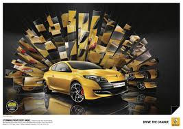 renault renault print ad renault renault car of the year