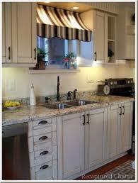 Kitchen Window Curtain Ideas by Nifty Kitchen Window Treatment Idea Also Love The Double Window