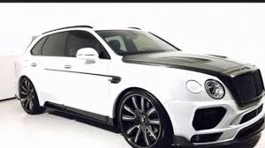 bentley 2017 white 2017 bentley bentayga w12 youtube