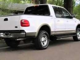 f150 ford lariat supercrew for sale used 2001 ford f 150 supercrew crew cab lariat truck for sale