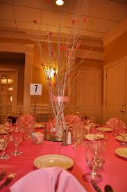 quinceanera centerpieces quinceanera centerpieces hot pink is the theme winter whi flickr